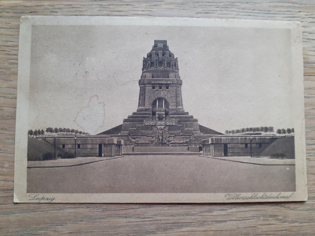 carte postal allemande et photo panzer 20201227