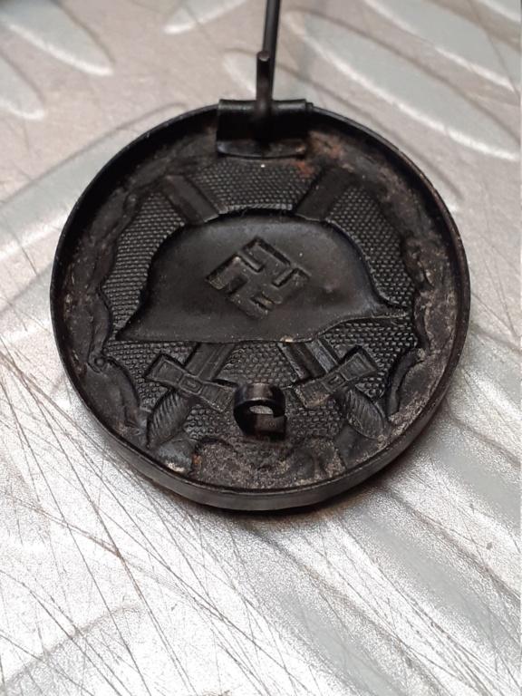 Médaille allemand à authentifier 20201236