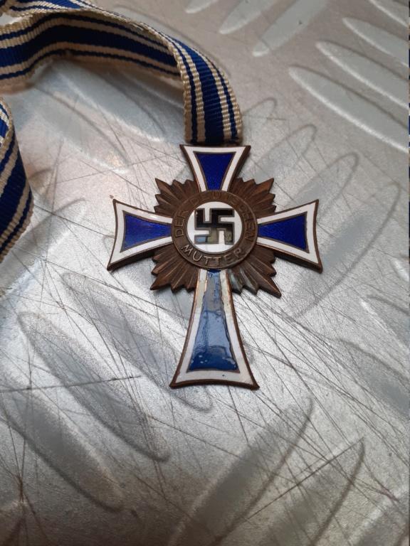 Médaille allemand à authentifier 20201247