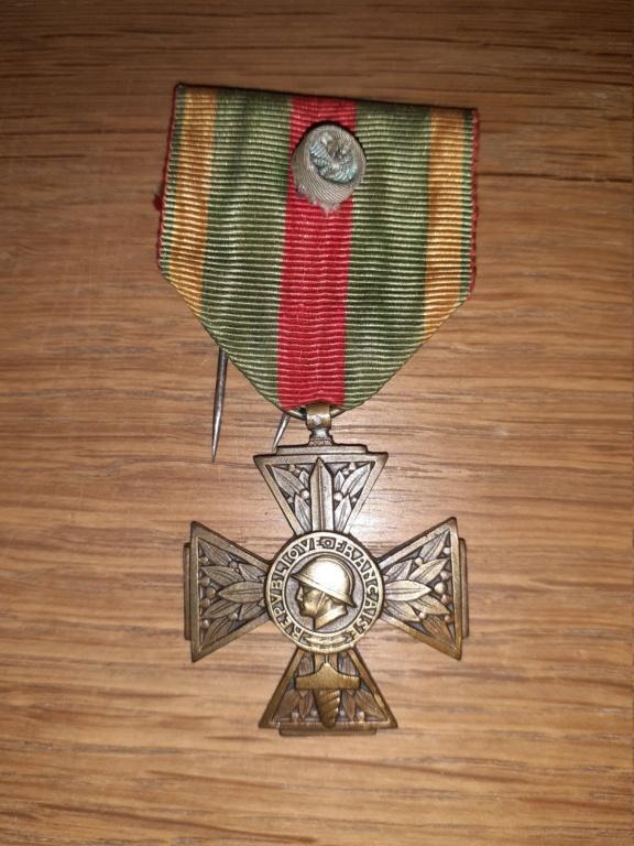 Médaille à identifier et estimer. 20210151