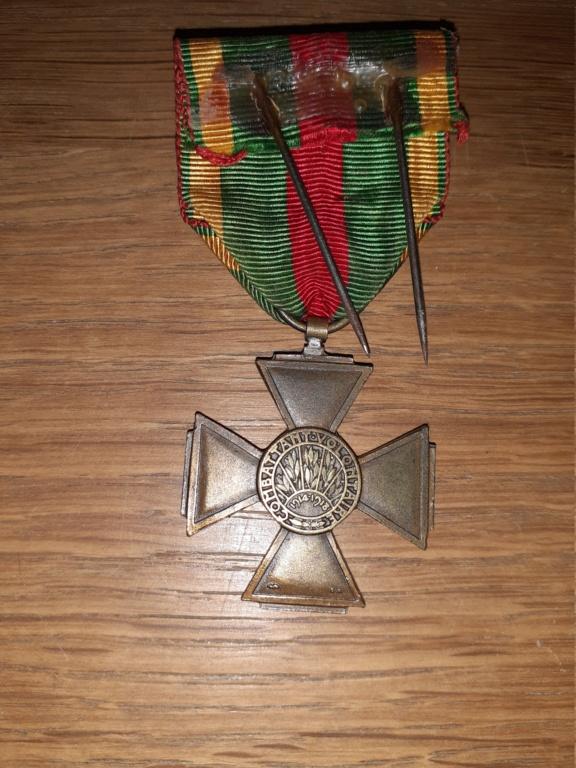 Médaille à identifier et estimer. 20210153
