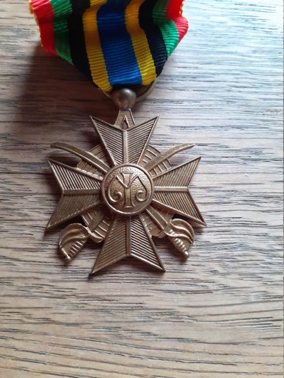 Médaille a identifier (Belge non officiel??) 20210212