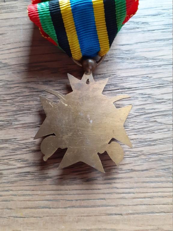 Médaille a identifier (Belge non officiel??) 20210213