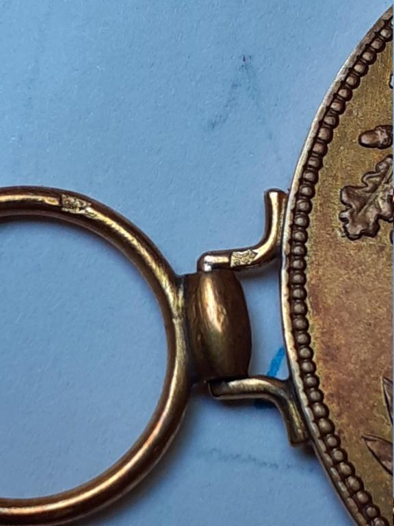 médaille arabe à identifier 20210276