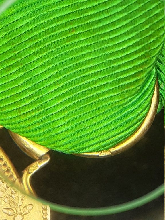médaille arabe à identifier 20210277