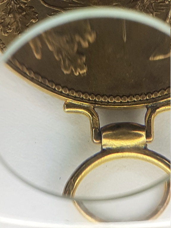 médaille arabe à identifier 20210278