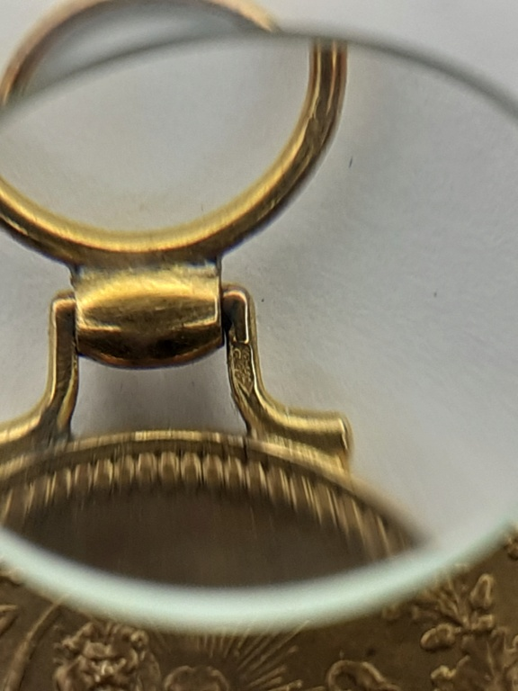 médaille arabe à identifier 20210279