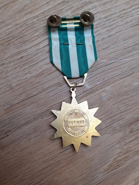 Estimation médaille Vietnam 20211033