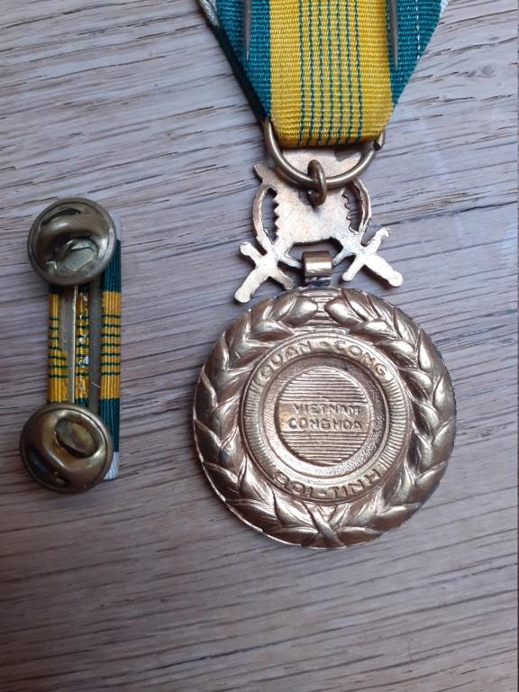 Estimation médaille Vietnam 20211035