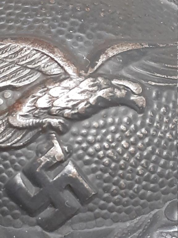 Boucle Luftwaffe a authentifier  20211196