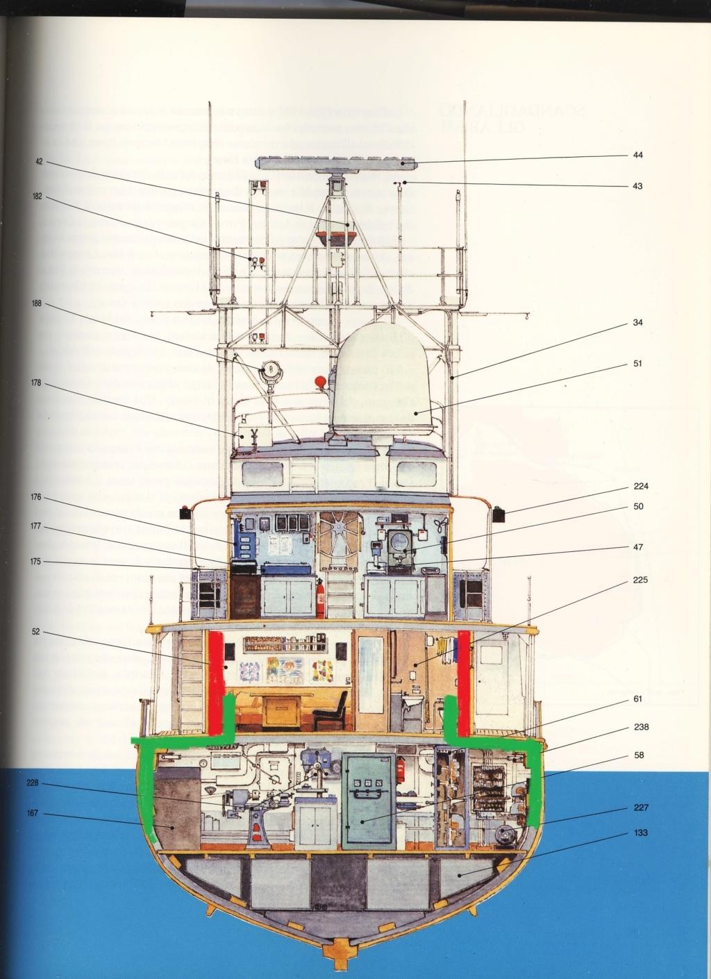 costruzione di goletta, liberamente ispirata a piroscafo cannoniera del XIX secolo - Pagina 8 Cabine10