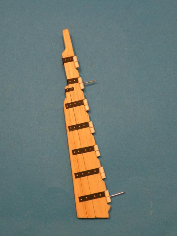 La Sovrana dei Mari - Recupero di un modello da kit e miglioramenti pesanti - Pagina 16 Canti133