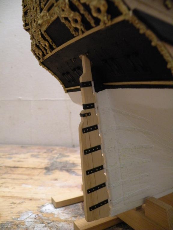 La Sovrana dei Mari - Recupero di un modello da kit e miglioramenti pesanti - Pagina 16 Canti134