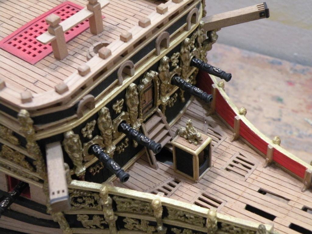 La Sovrana dei Mari - Recupero di un modello da kit e miglioramenti pesanti - Pagina 16 Canti146