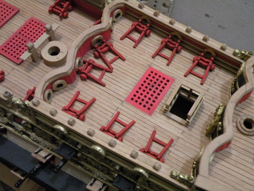 La Sovrana dei Mari - Recupero di un modello da kit e miglioramenti pesanti - Pagina 17 Canti172