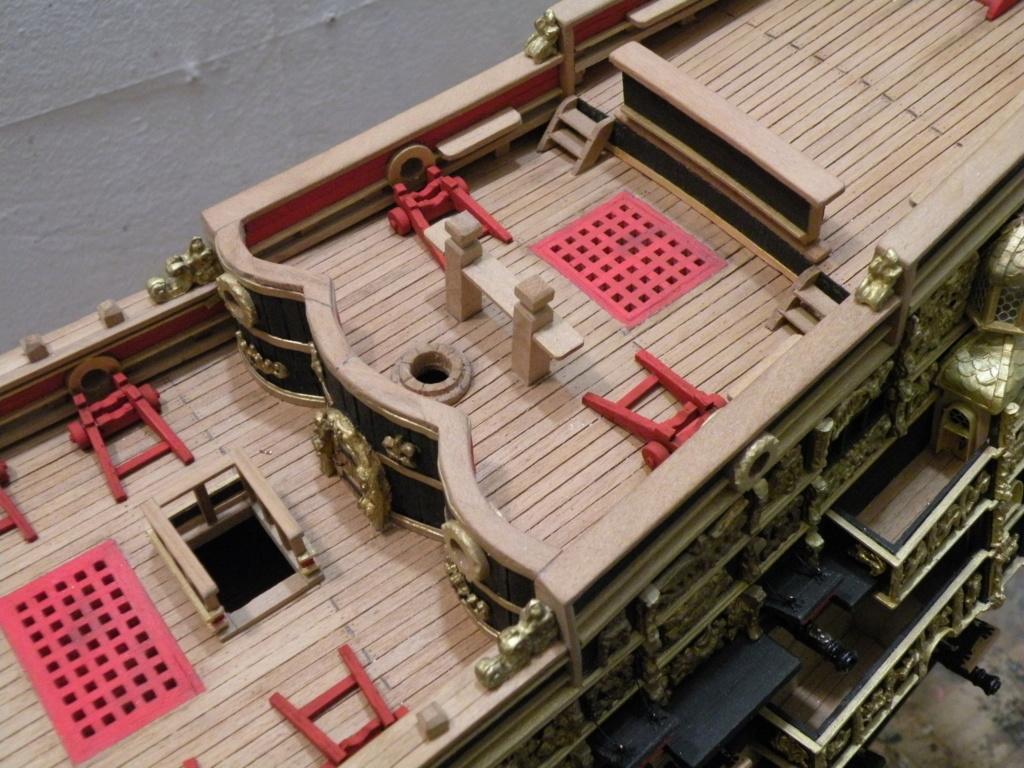 La Sovrana dei Mari - Recupero di un modello da kit e miglioramenti pesanti - Pagina 17 Canti173