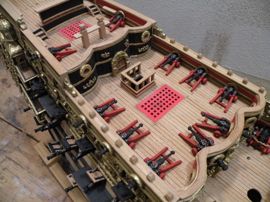 La Sovrana dei Mari - Recupero di un modello da kit e miglioramenti pesanti - Pagina 17 Canti178