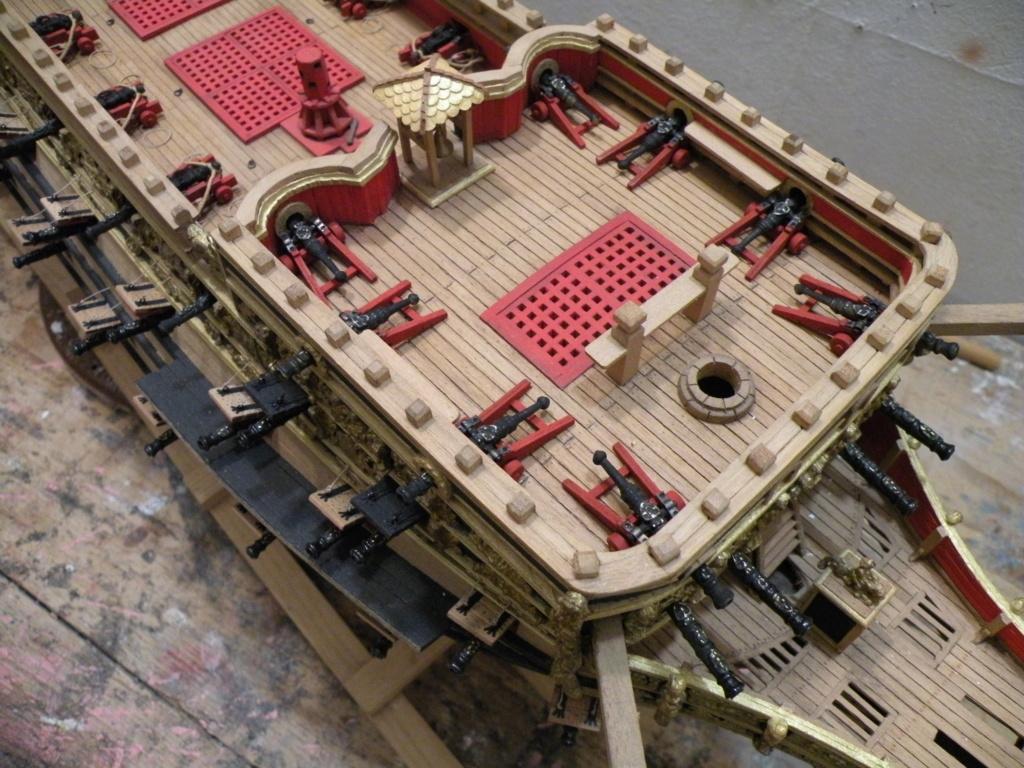 La Sovrana dei Mari - Recupero di un modello da kit e miglioramenti pesanti - Pagina 17 Canti179