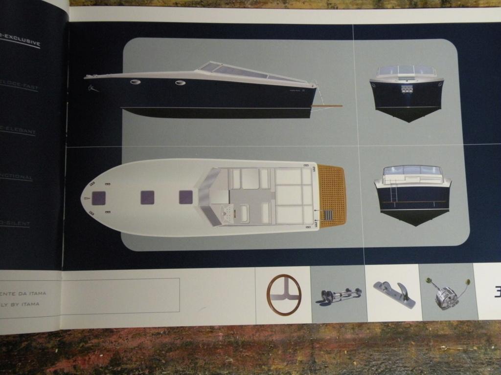 Imbarcazione da crociera Itama 38 Canti196