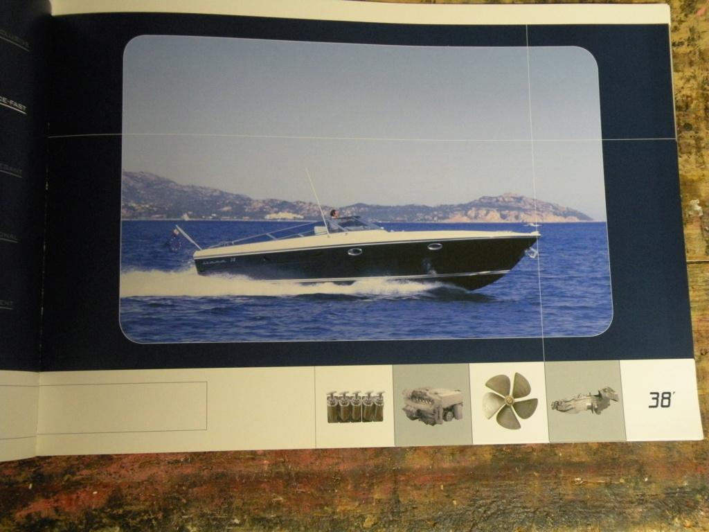 Imbarcazione da crociera Itama 38 Canti197