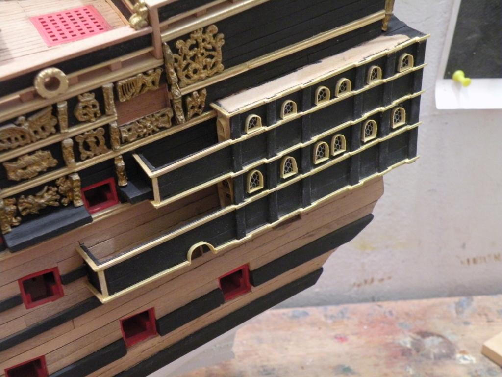 La Sovrana dei Mari - Recupero di un modello da kit e miglioramenti pesanti - Pagina 14 Cantie59