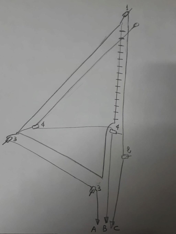 vele - costruzione di goletta, liberamente ispirata a piroscafo cannoniera del XIX secolo - Pagina 16 Contro10