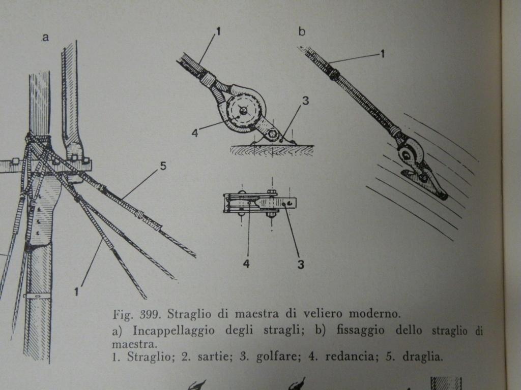 vele - costruzione di goletta, liberamente ispirata a piroscafo cannoniera del XIX secolo - Pagina 16 Drizze10