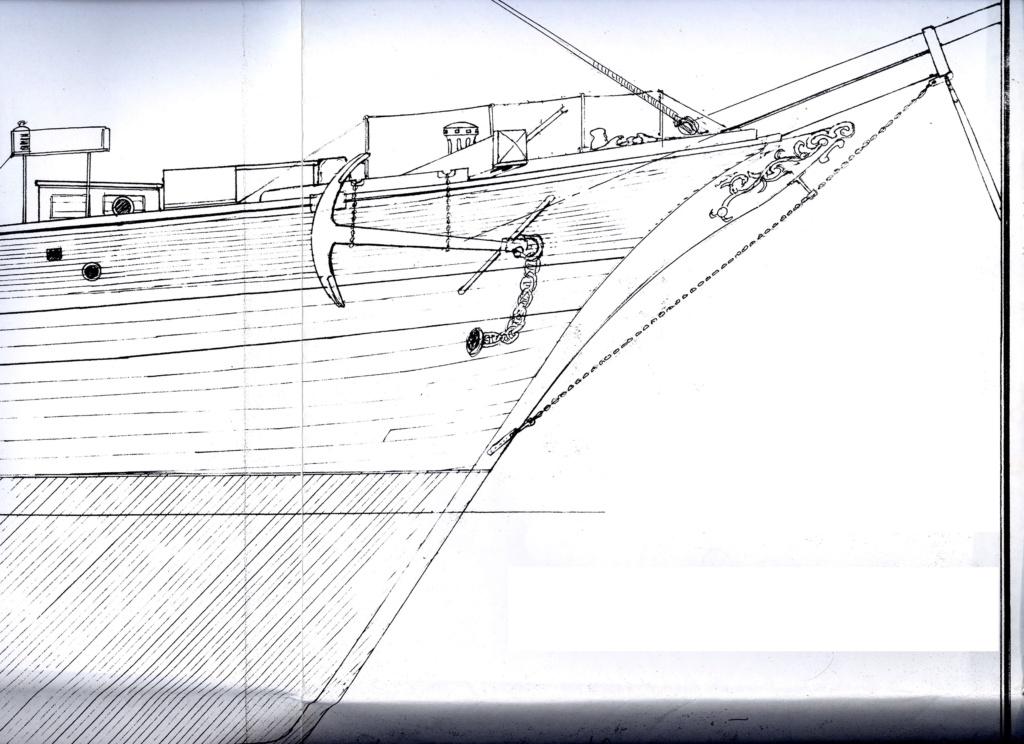 vele - costruzione di goletta, liberamente ispirata a piroscafo cannoniera del XIX secolo - Pagina 16 Golett13