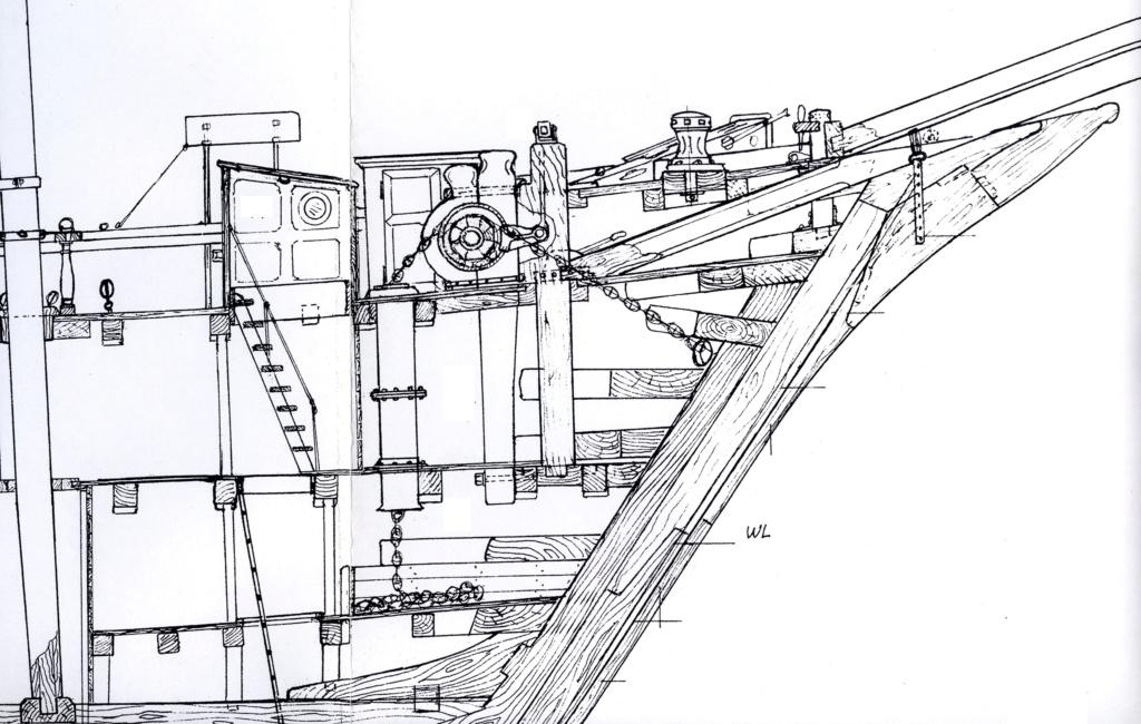 costruzione di goletta, liberamente ispirata a piroscafo cannoniera del XIX secolo - Pagina 17 Golett20