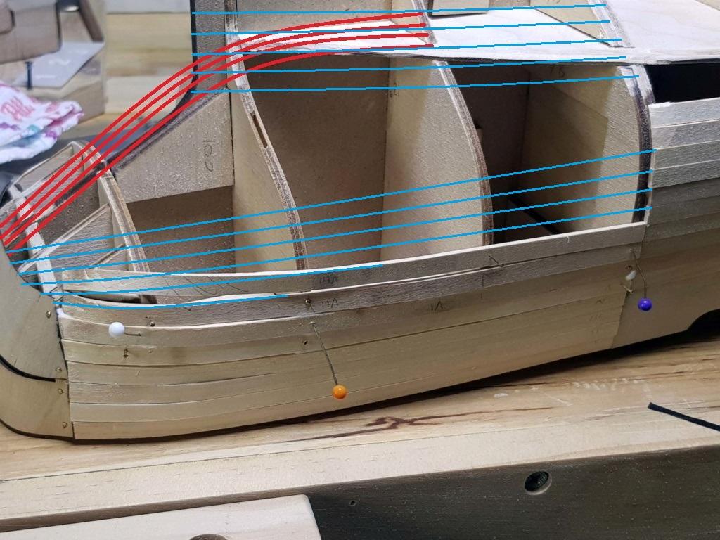 Levigatura scafo Amerigo Vespucci  Immagi15