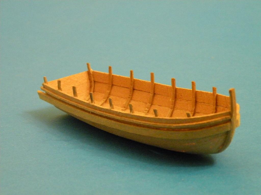 """Scialuppa del """"Mordaunt"""" Mordau18"""