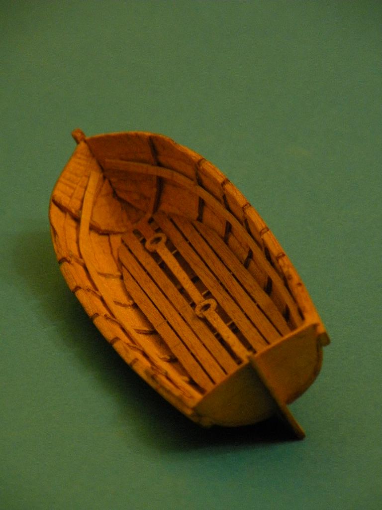 """Scialuppa del """"Mordaunt"""" Mordau28"""