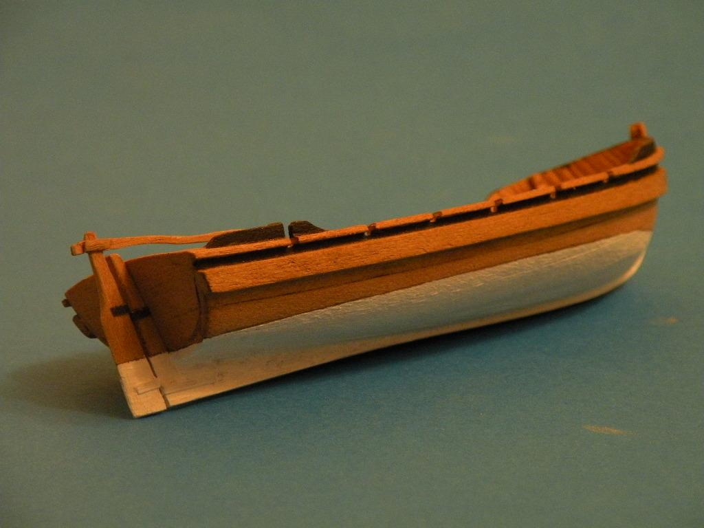 """Scialuppa del """"Mordaunt"""" Mordau29"""