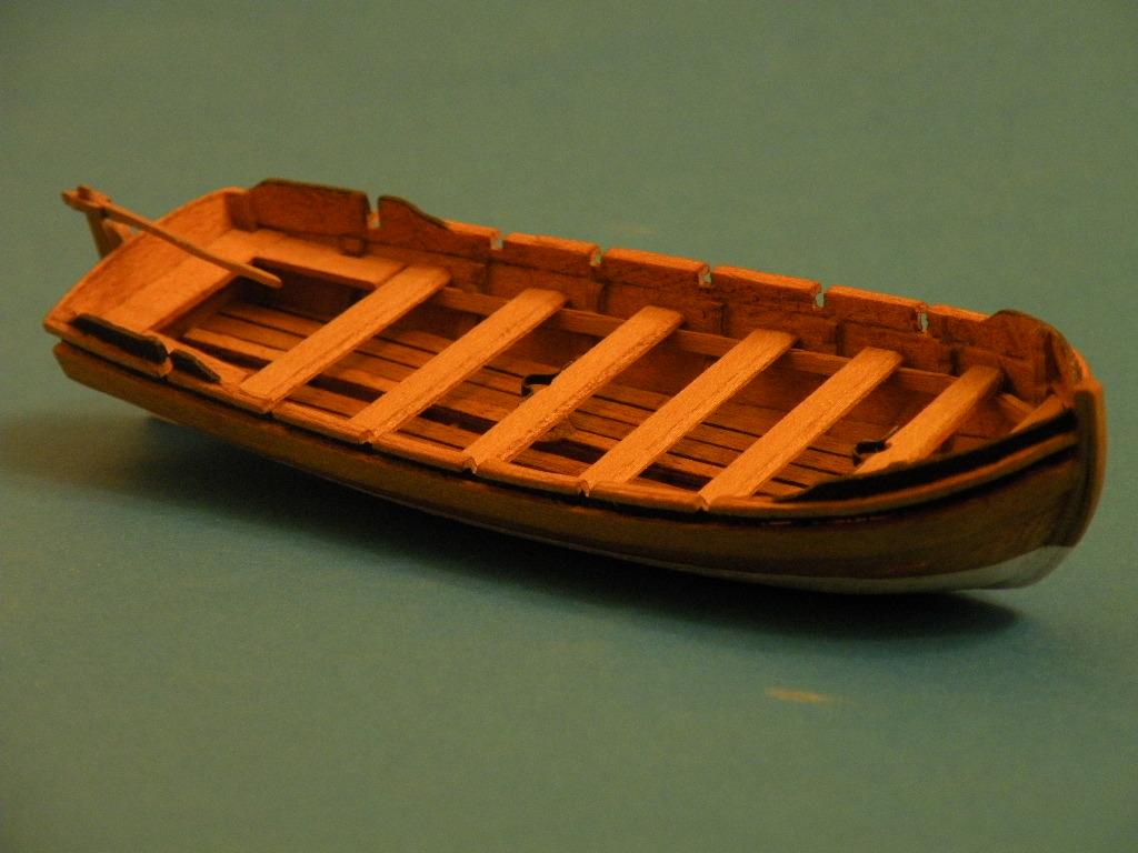"""Scialuppa del """"Mordaunt"""" Mordau30"""