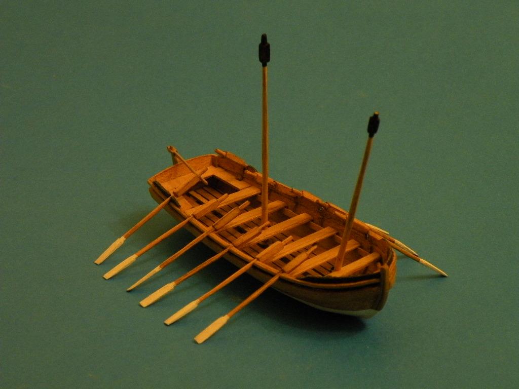 """Scialuppa del """"Mordaunt"""" Mordau33"""