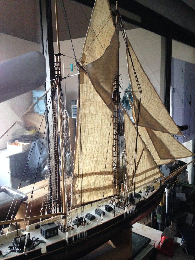 Lo yacht goletta francese  VELOX - Pagina 2 Velox510