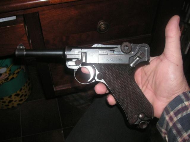 Interrogations sur Pistolet Allemand  20061110