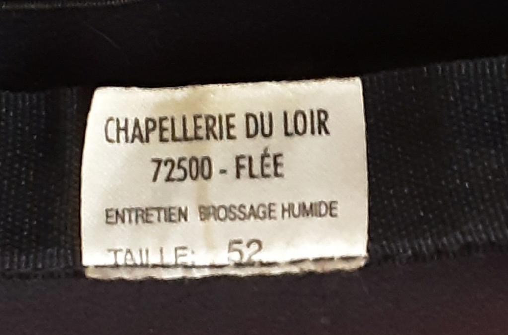 Le tricorne dans l'armée française - présentez vos exemplaires 20201110