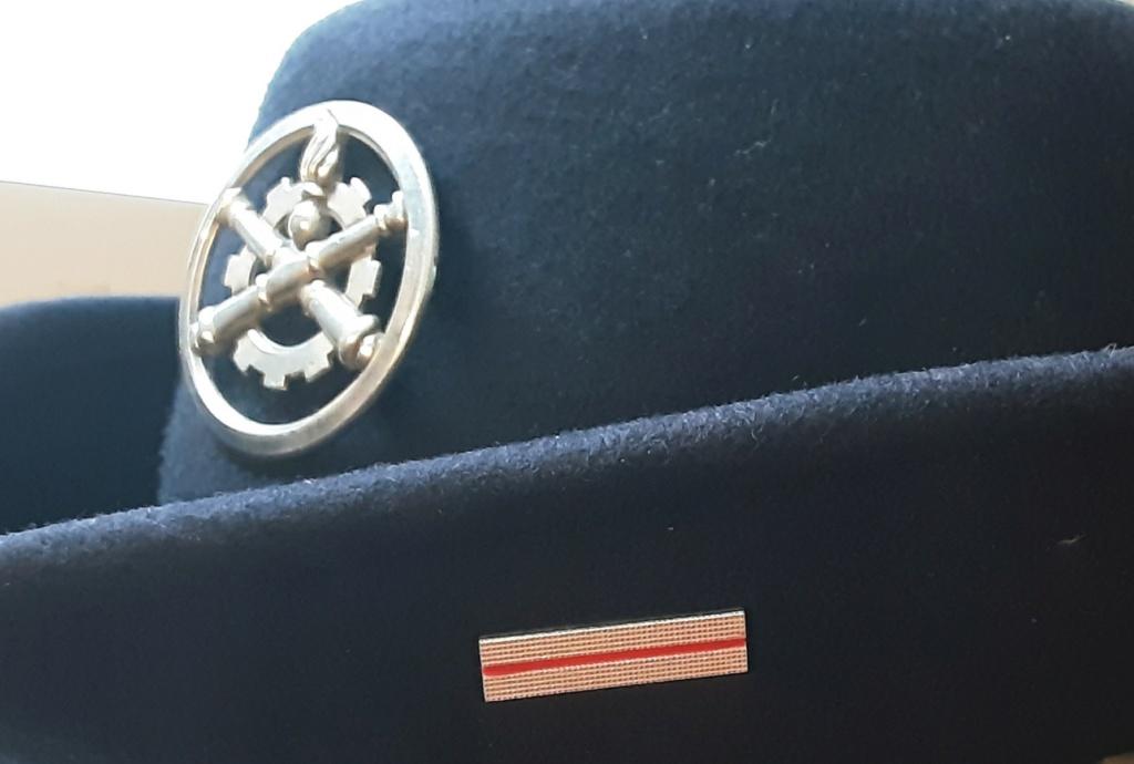 Le tricorne dans l'armée française - présentez vos exemplaires 20201111