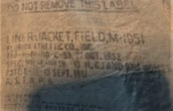 Datation field jacket m51 Us 63ba5810