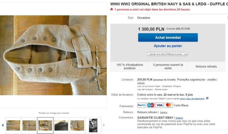 Duffle Coat britannique Captur37