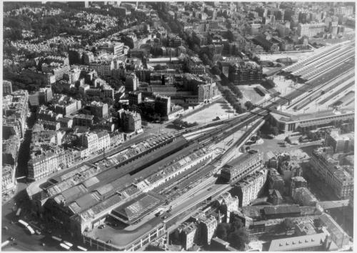 Gares parisiennes. Carph010