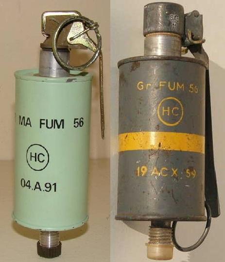 Grenades????  Connais pas ce modèle..... Fum-ml10