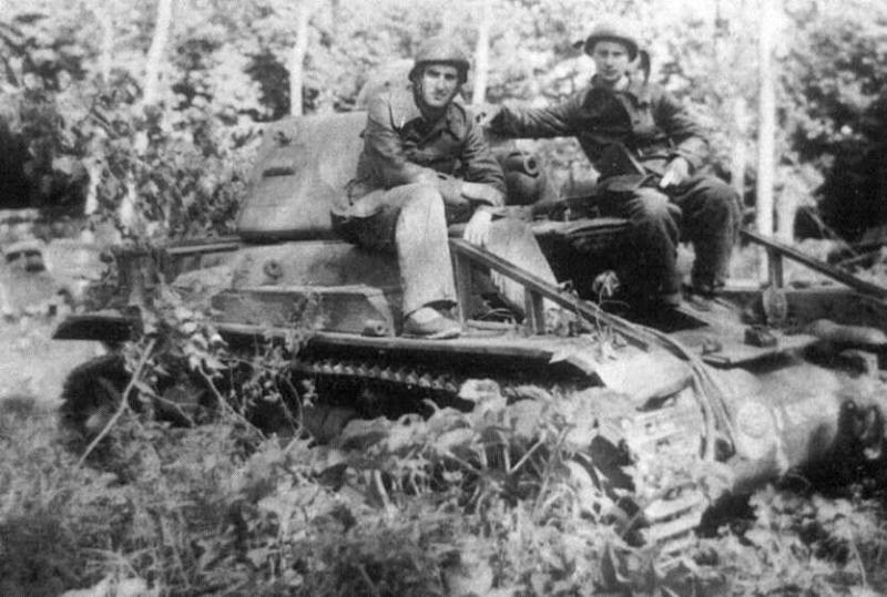 Identification Char / Aisne 1940 R-310