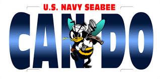 U.S. Navy pinback Button - Badge de soutien Tzolzo10