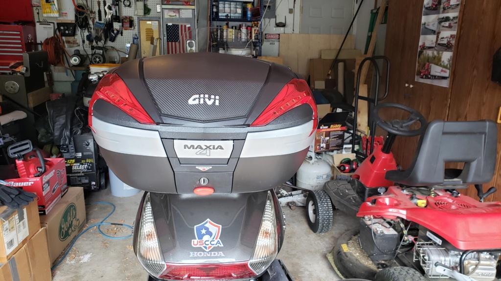 Givi Topbox Givi110