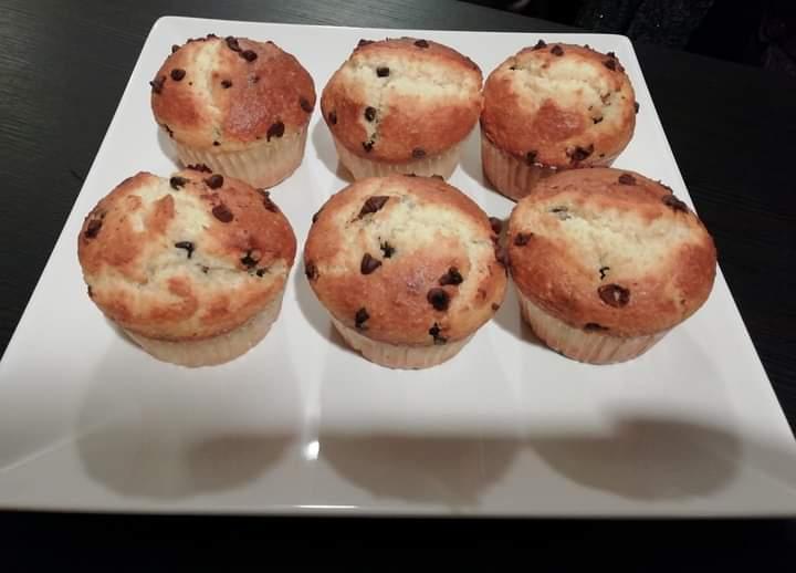 Muffin cocco e Nutella Fb_img20