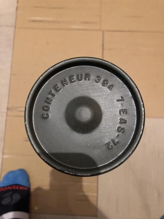 Grenade à fusil inerte  80cb5510
