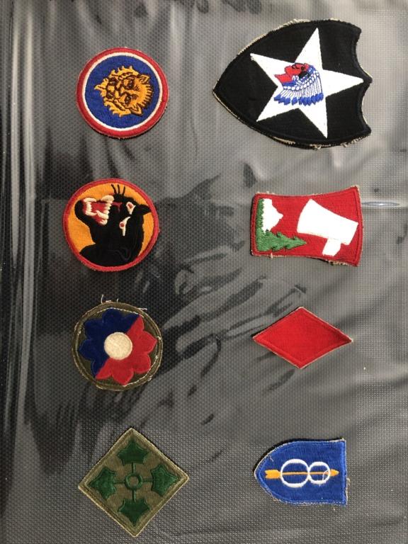 Kit mauser Hawig et patch us ww2 97142410