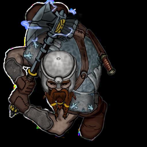 Oldarik Nain guerrier Oldari13